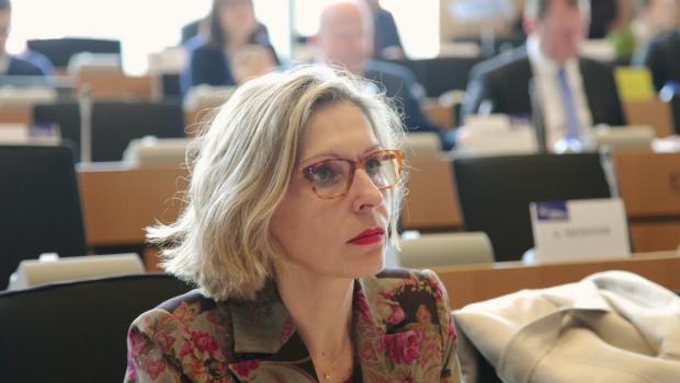 El momento de Europa. Entrevista con Beatriz Becerra Basterrechea