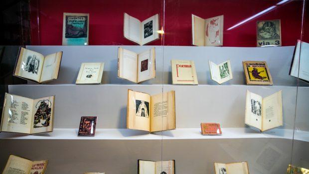 Un país que nace de sus libros: México