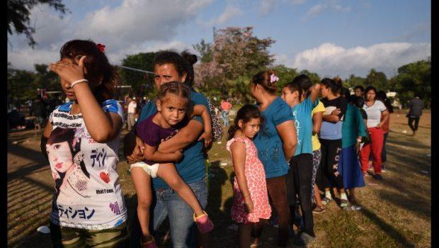 Dejen de hablar de la caravana migrante