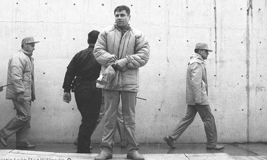 """La segunda fuga de """"El Chapo"""" Guzmán"""