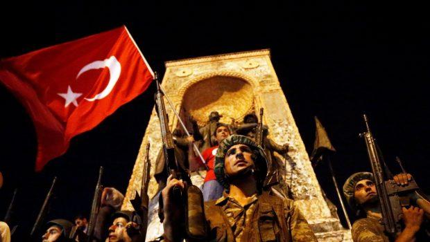 Reflexiones sobre un golpe de Estado fallido