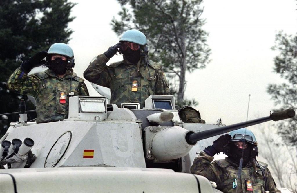 Fuerzas de la ONU