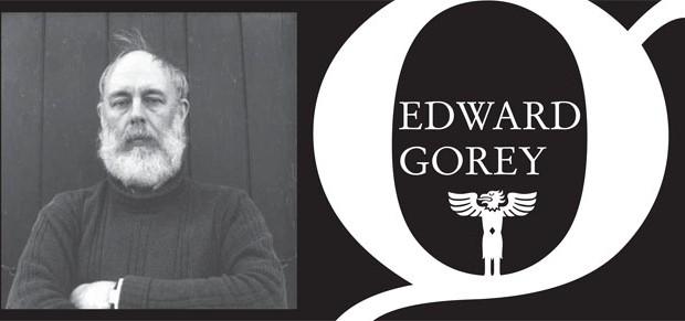 Edward Gorey o la antinovela gráfica
