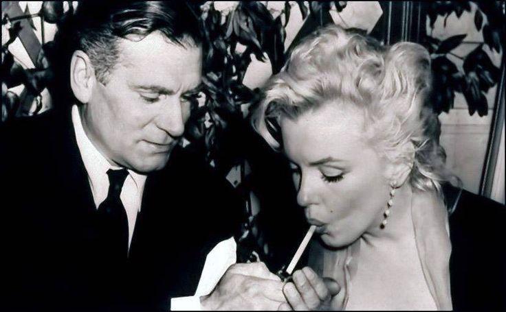 Hefner & Monroe