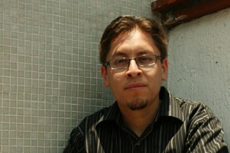 Frontera ubícua La literatura es de índole chamánica, Conversación con Carlos Ríos