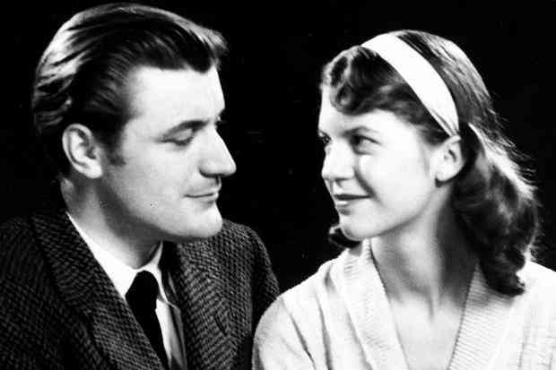 hughes and plath