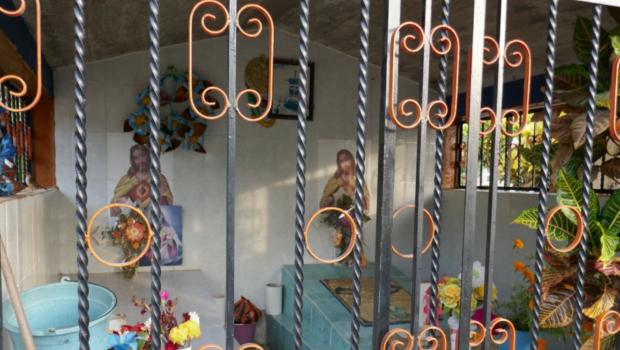 Día de muertos en San José Manialtepec