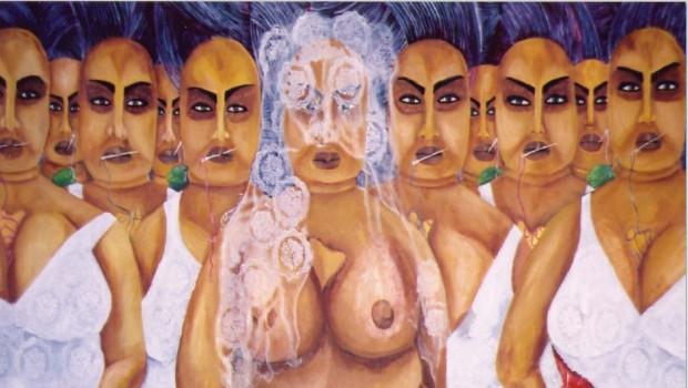 Conjuros en la obra de Hubert Caño