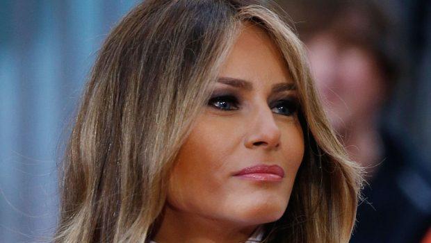 Un blanco móvil llamado Melania Trump