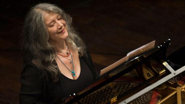 Martha Argerich, siempre