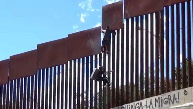 La construcción del muro, una historia local