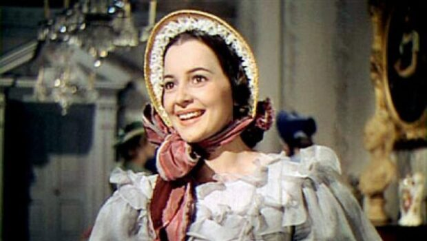 Olivia De Havilland es eterna