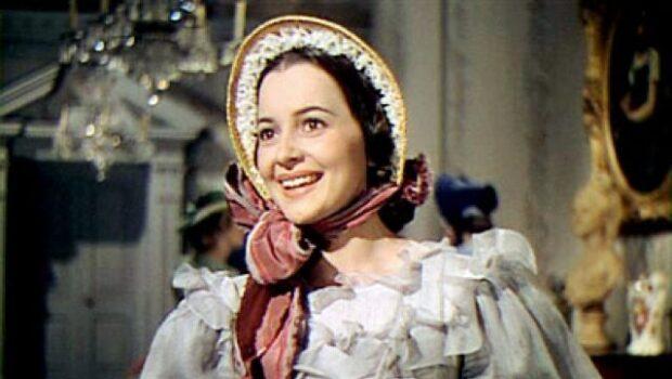 Olivia De Havilland es eterna