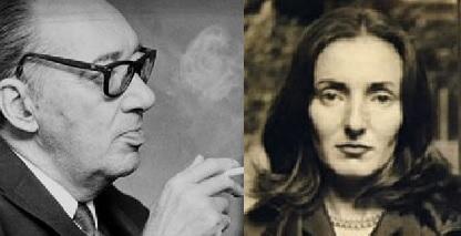 La espera, el adiós y la trascendencia: Idea Vilariño y Juan Carlos Onetti