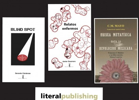 Programa de Literal Publishing en la FIL de Guadalajara