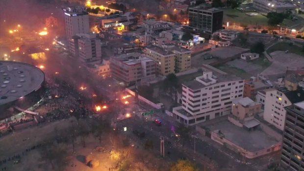 Mi ciudad en llamas