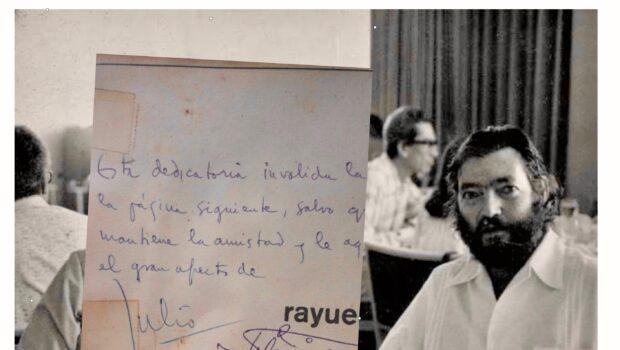 Julio Cortázar: Viaje al centro de la tierra
