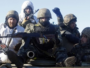 soldaos ucranianos