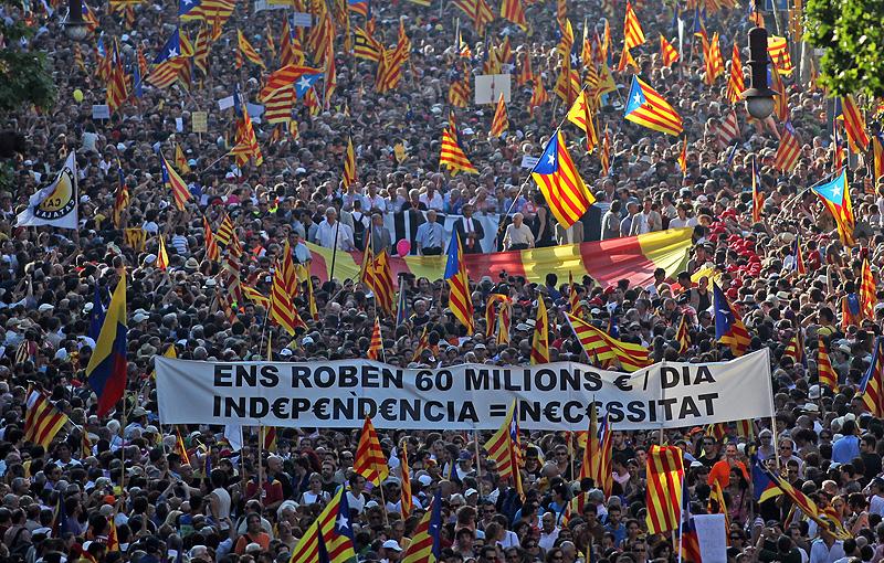 Debate sobre Cataluña