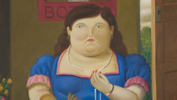 Fernando Botero:  A dimension of portliness
