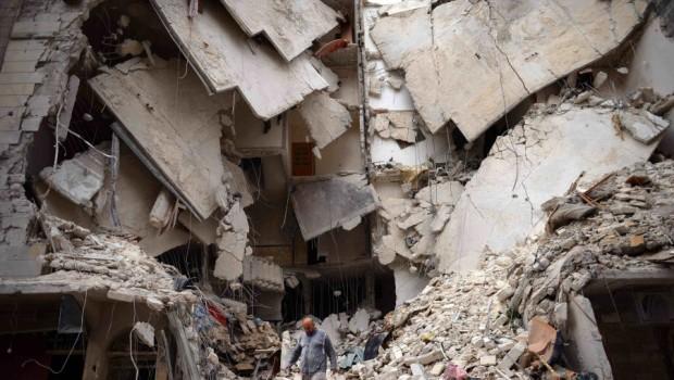 Dos formas de pensar Siria