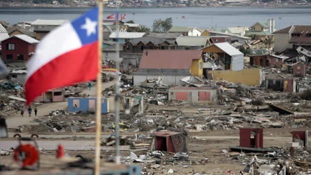 Chile 2010: El terremoto del alma