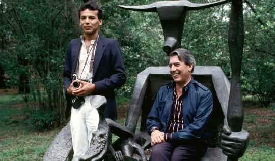 MARIO VARGAS LLOSA on Capricorn 1985-1991